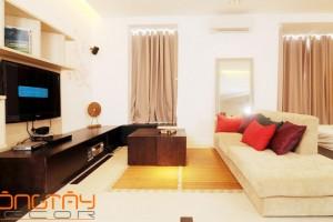 Tăng diện tích không gian sống với căn hộ không vách ngăn
