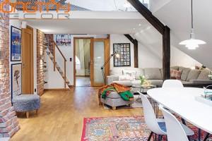 Ấn tượng với căn hộ thiết kế theo phong cách Rustic hiện đại siêu đẹp