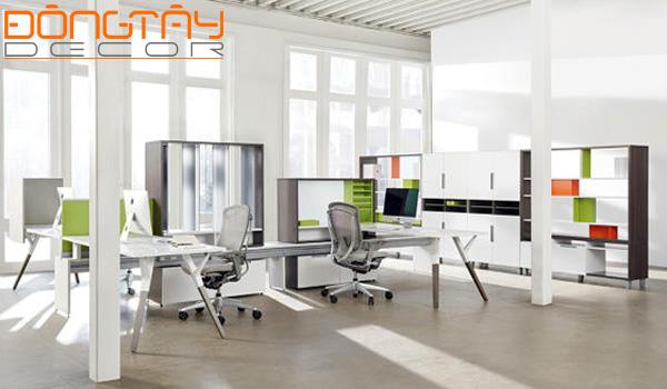 Thiết kế gọn nhẹ, linh hoạt, dễ dàng thay đổi và di chuyển.