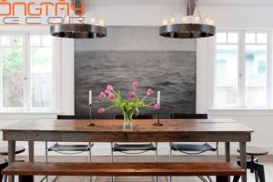 Phong cách thiết kế nội thất Rustic là gì và cách nhận biết?