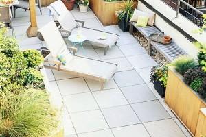 5 mẫu sân vườn độc đáo cho nhà phố hiện đại