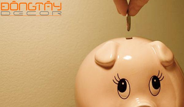 Tích lũy thức ăn, tiền lẻ cũng là một cách thể hiện sự tôn trọng tài vận, mang đến tài lộc cho gia chủ.