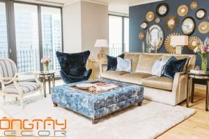 3 phong cách trang trí phòng khách không thể thiếu trong năm 2016