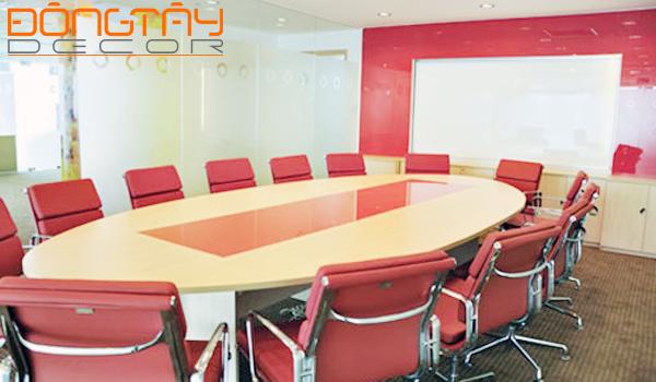 Màu sắc văn phòng phù hợp với mệnh của công ty