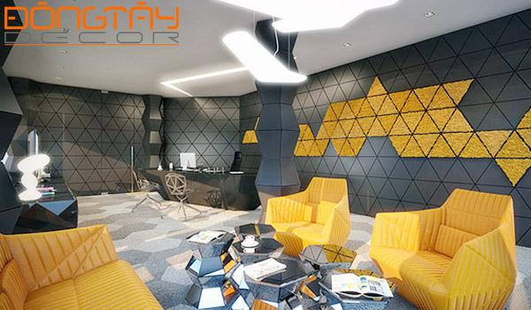 Geometric - phong cách thiết kế thịnh hành với các mô hình đa dạng, tính ứng dụng cao