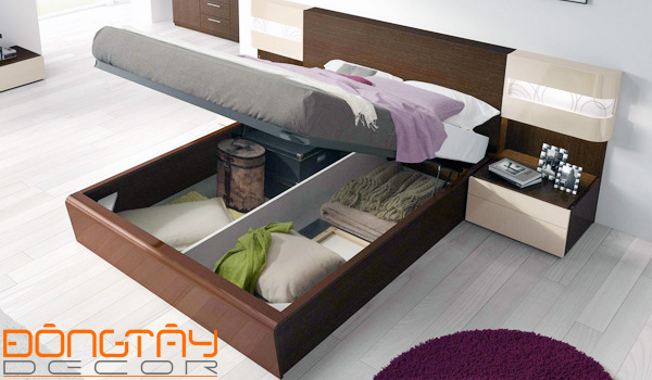 Đồ nội thất được thiết kế linh hoạt với công năng sử dụng đa dạng