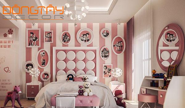 Mẫu phòng ngủ trẻ em 01