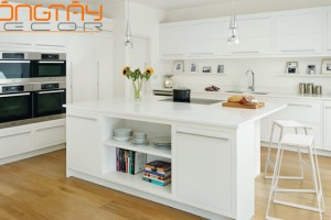 Màu sắc phòng bếp đặc biệt quan trọng, nó giúp bạn có dương khí để tận hưởng những giá trị dinh dưỡng trong mỗi bữa ăn.