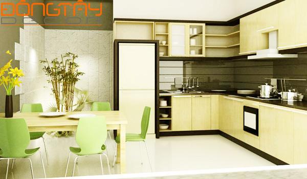Những cấm kỵ cần tránh trong thiết kế vị trí phòng bếp