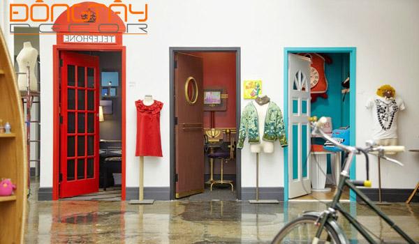 Văn phòng Etsy's Dumbo