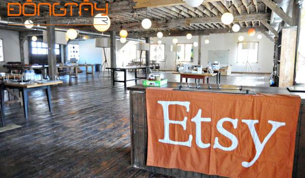 Văn phòng Etsy's Hudson