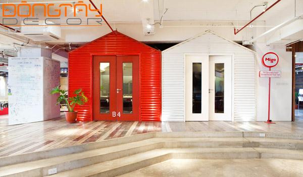 Văn phòng Migo phản ánh văn hóa sáng tạo và hợp tác của công ty.