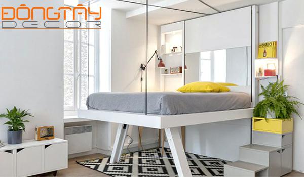 BedUp – Giải pháp đột phá hoàn hảo cho ngôi nhà chật hẹp