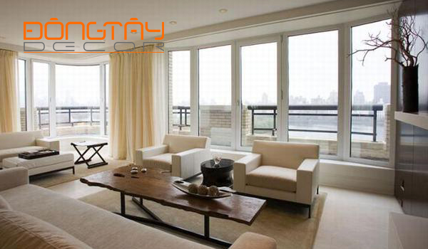 Căn hộ chung cư quá nhiều cửa sổ có ảnh hưởng đến tài vận?