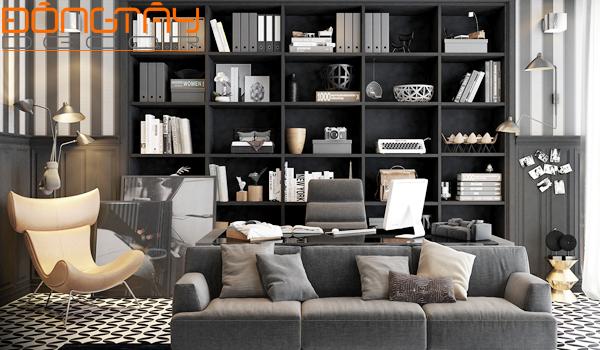 Refresh không gian làm việc với phong cách thiết kế Inspiring