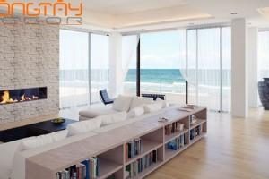 Coastal style là một phong cách thiết kế nội thất đầy thú vị với cảm hứng từ biển cả. Coastal style còn được gọi là phong cách ven biển
