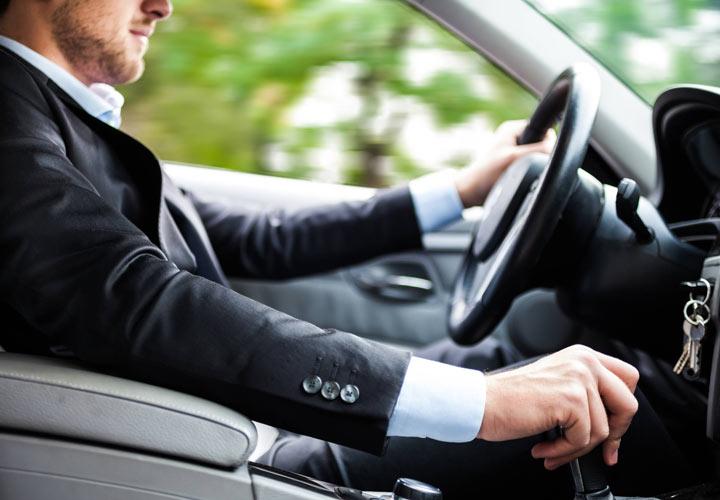 phong thuỷ cho xe hơi